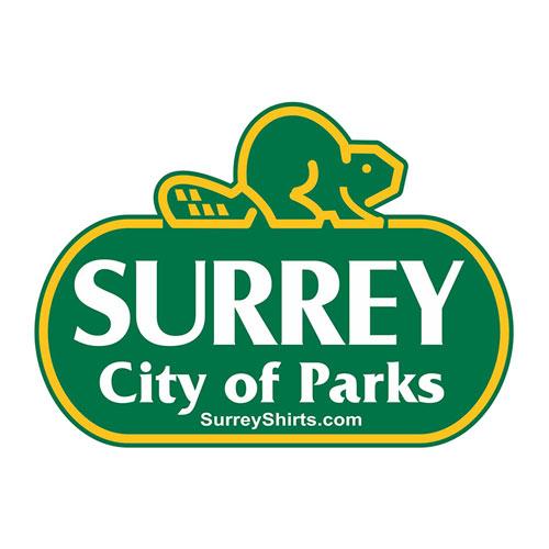 Surrey Retro Logo