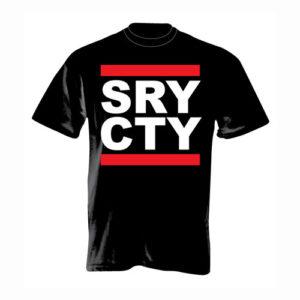 SRY City (black)