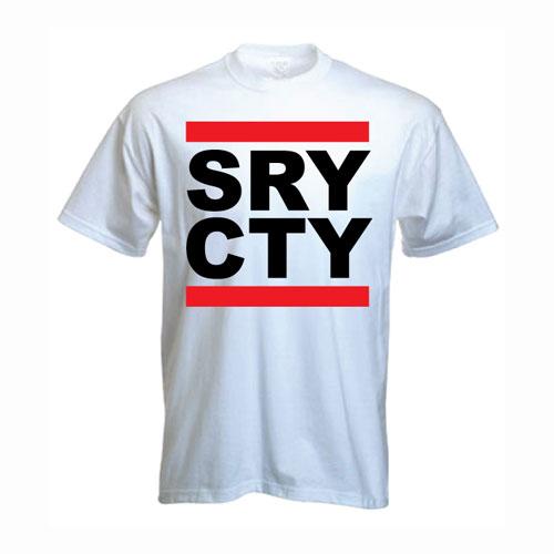 SRY CTY White