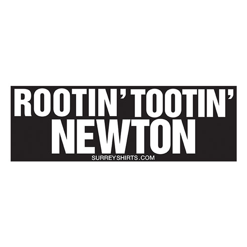 Rootin Tootin Newton