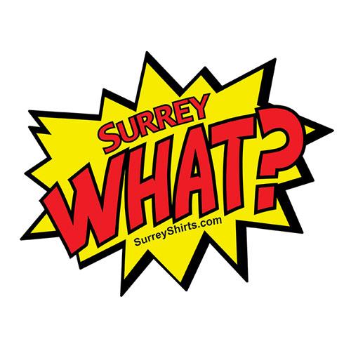 Surrey What?